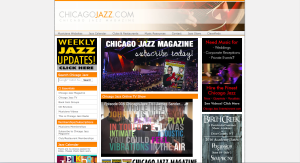 This magazine features articles, interviews and CD reviews of the best players in Chicago.