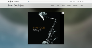Nashville, TN based saxophonist Evan Cobb's site features bio, CD and performance info.