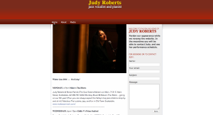 The world-class singer/pianist is a true Chicago legend! Her site features her CDs and performance schedule.
