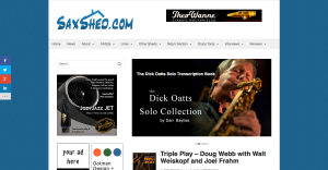 Skipp Spratt's great site features practice materials, interviews and transcriptions.